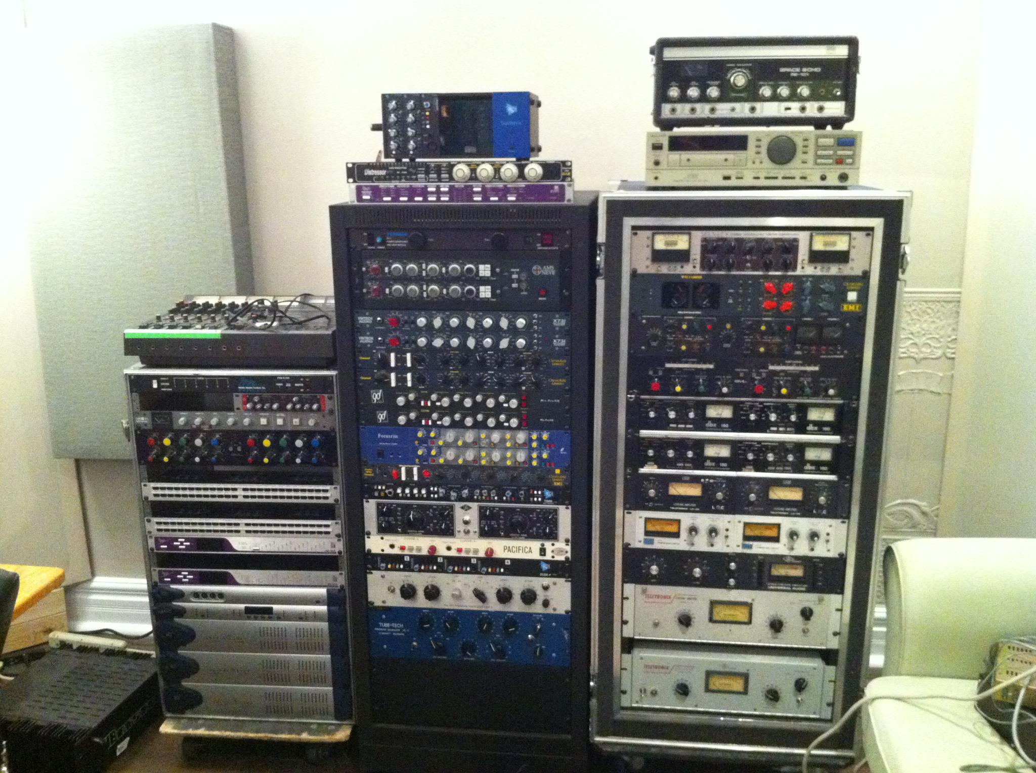 Sloan Studio gear